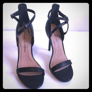 Chinese Laundry Black Heels-NWOB!
